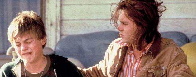 Johnny Depp und Leonardo DiCaprio