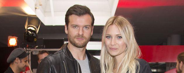Daniel Grunenberg und Carolin Niemczyk von Glasperlenspiel