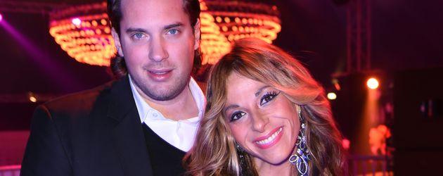 Gülcan Kamps mit ihrem Mann Sebastian Kamps