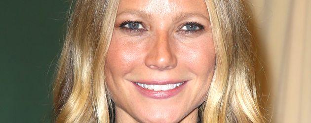 Gwyneth Paltrow bei einer Buch-Signierungs-Stunde in New York