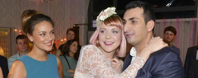 Ramona Dempsey und Mustafa Alin