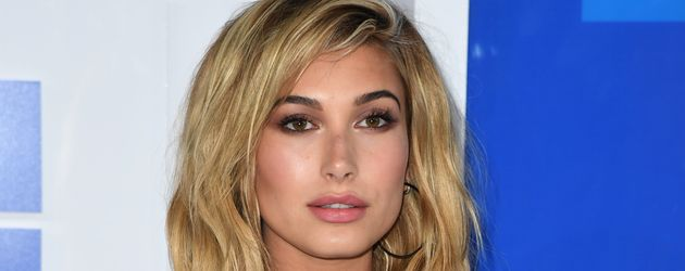 "Hailey Baldwin bei den ""MTV Video Music Awards"" in New York"