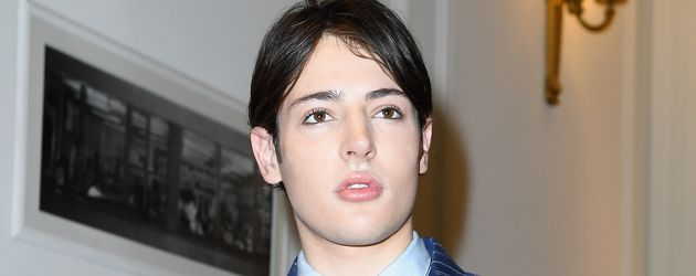 Harry Brant, Sohn von Stephanie Seymour