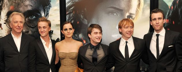 "Der ""Harry Potter""-Cast"