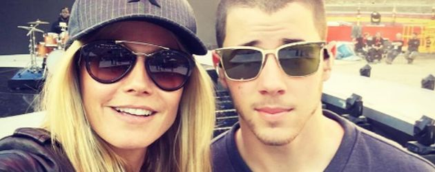 Heidi Klum und Nick Jonas