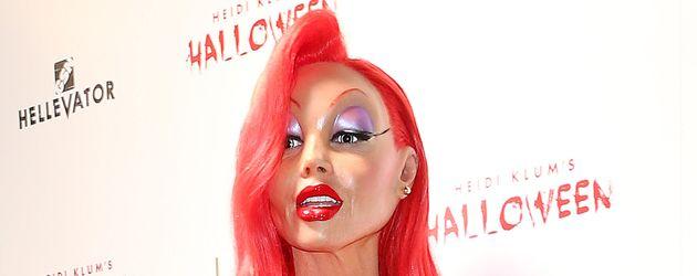 Heidi Klums Halloween-Kostüm 2015