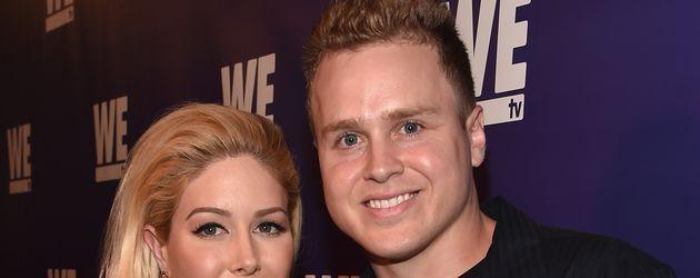 Heidi Montag und ihr Ehemann Spencer Pratt in Beverly Hills