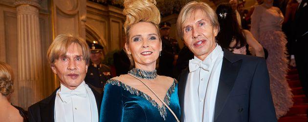Helena Fürst und Botox-Boys