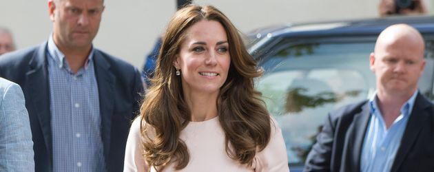 Herzogin Kate in Cornwall