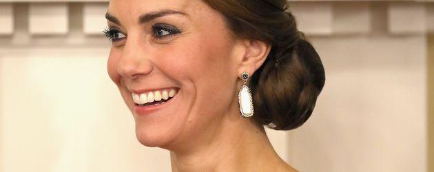 Herzogin Kate strahlt in Kanada