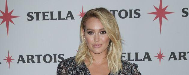 Hilary Duff bei einer Charity-Gala