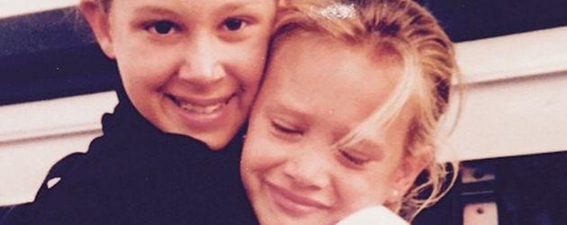 Hilary Duff und Haylie Duff
