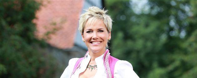 """Inka Bause, Moderatorin von """"Bauer sucht Frau"""""""