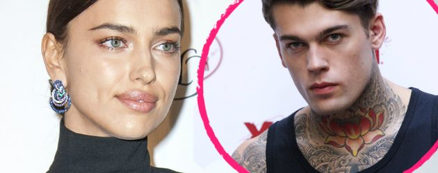 Irina Shayk und Stephen James