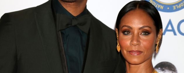 Will Smith und Jada Pinkett-Smith bei den NAACP Image Awards