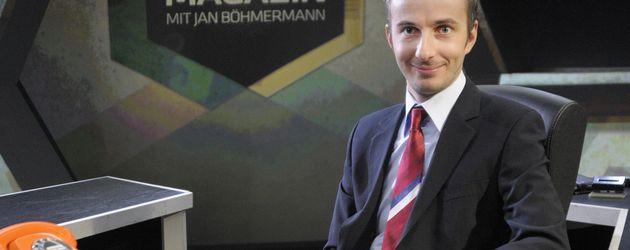 """Jan Böhmermann beim """"Neo Magazin"""""""
