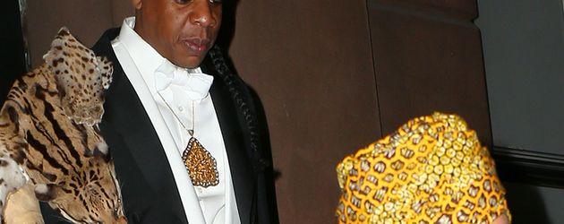 Beyoncé und Jay-Z an Halloween 2015