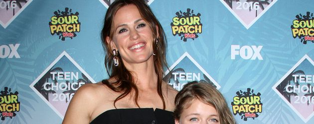 Jennifer Garner mit Kylie Rogers bei den Teen Choice Awards 2016