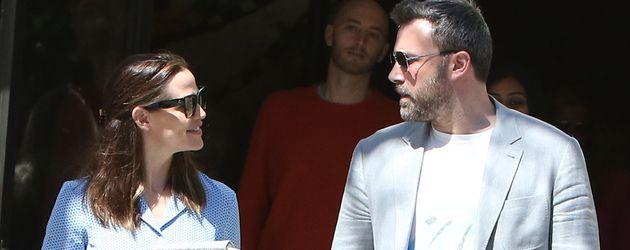 Jennifer Garner und Ben Affleck in Los Angeles