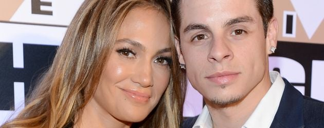 Jennifer Lopez und Casper Smart, 2013