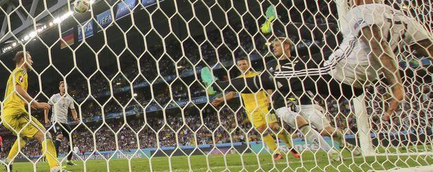 Jerome Boateng beim EM-Spiel gegen die Ukraine
