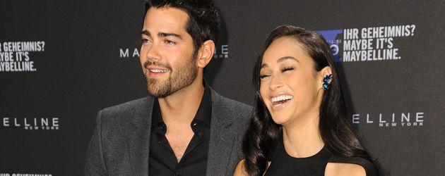 Jesse Metcalfe und Cara Santana