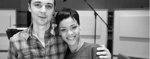 Rihanna und Jim Parsons