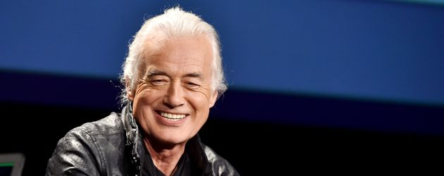 Jimmy Page 2014 in Los Angeles