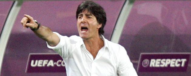 Joachim Löw bei der EM 2012