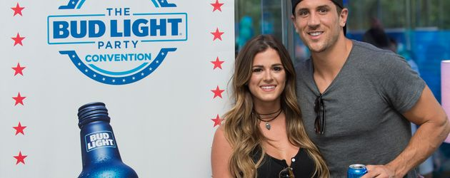 JoJo Fletcher und Freund Jordan Rodgers in Dallas