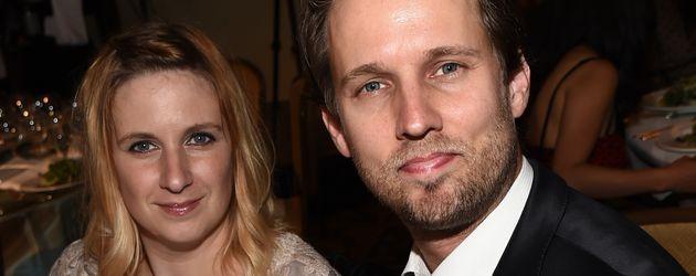 Jon Heder und Kristen Heder bei einer Gala in Hollywood