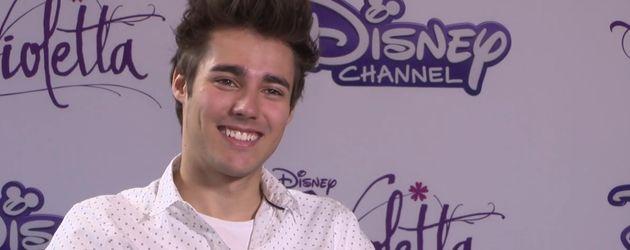 Jorge Blanco, Disney-Star
