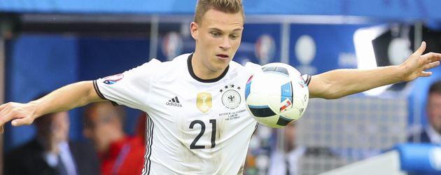 Joshua Kimmich beim EM-Spiel Nordirland gegen Deutschland
