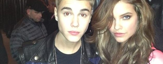 Justin Bieber und Barbara Palvin