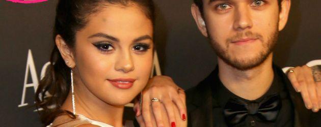 Selena Gomez, Justin Bieber und Zedd
