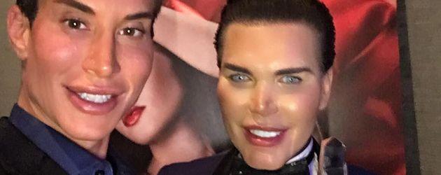 "Justin Jedlica und Rodrigo Alves bei den ""Aesthetic Academy Awards"""