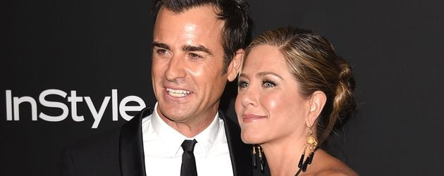 Jennifer Aniston und Justin Theroux