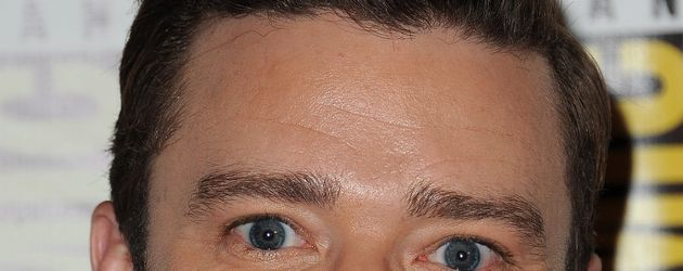 Justin Timberlake bei der Comic-Con in San Diego
