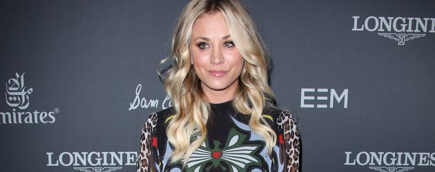 Kaley Cuoco auf der Longines Masters of Los Angeles Opening Gala in Long Beach