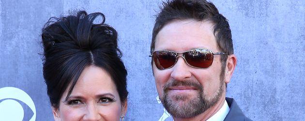 Karen Greer und Craig Morgan