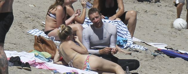 Kate Hudson und Chris Martin