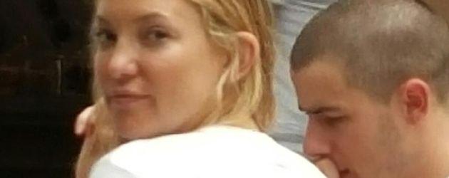 Nick Jonas und Kate Hudson