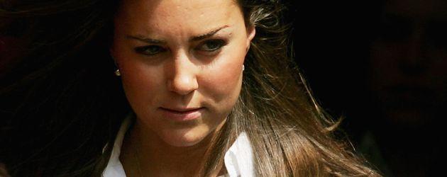 Kate Middleton im Jahr 2005
