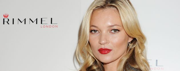 Kate Moss im Jahr 2011 in London