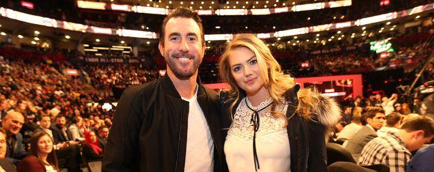Kate Upton und Justin Verlander