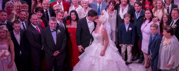Hochzeit von Lucas Cordalis und Daniela Katzenberger
