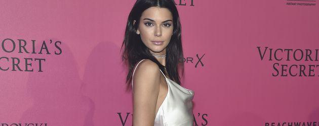 Kendall Jenner auf einer Party in Paris