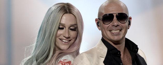 Kesha und Pitbull