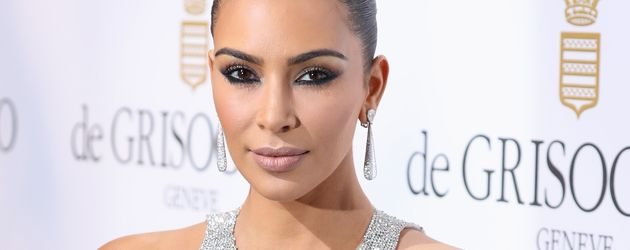 "Kim Kardashian bei der ""De Grisogono Party"" in Cannes im Mai 2016"