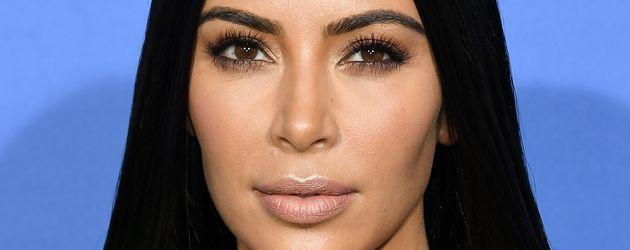 Kim Kardashian bei der NBCUniversal Upfront